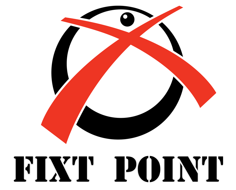 FIXT POINT Arts & Media Logo
